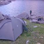 Il campo e il lago