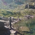 Jacopo in pesca