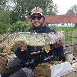 Un favoloso lago, esclusivo di Denmark Fishing Lodge con Catch Outdoors