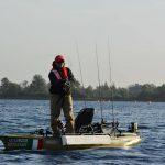 Stabilità incredibile del hobie kayak