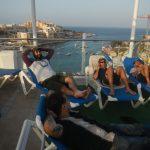 Pool party malta