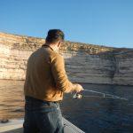 Simone in pesca!