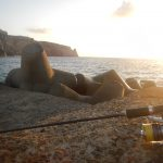 Sunrise... Biomaster rod, Biomaster 5000 reel