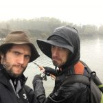 Pietro e Paolo... in pesca sul Po!