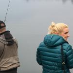 Marcello e Sara: una coppia in pesca!