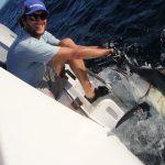 Pietro Invernizzi, Sailfish record, Pesce Vela