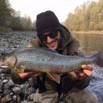 Pietro Invernizzi Big Grayling, pesca temolo, fly fishing