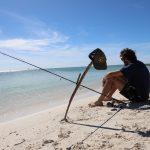 Spesso il bello di pescare, è semplicemente godersi il mare! (photo by Lodoclick)