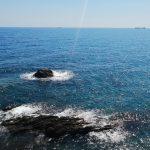Il Mar Ligure con il sole!
